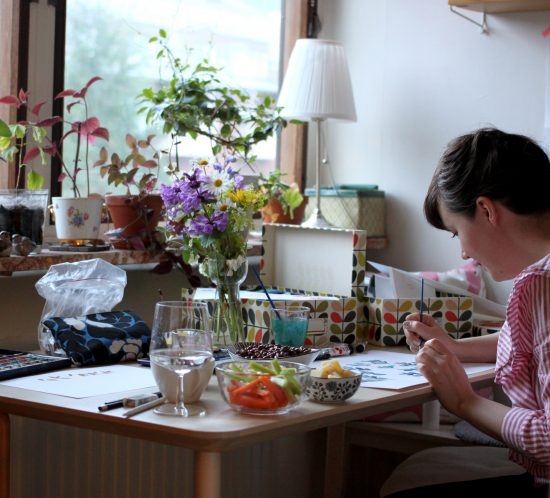 textile designer Jenny Gruffman