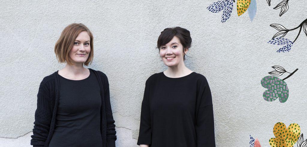 Kajsa Nilsson and Jenny Gruffman